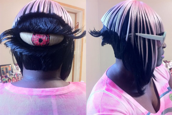 eyeball-hair