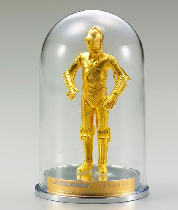 Gold C3PO