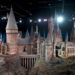 hogwarts castle model 1