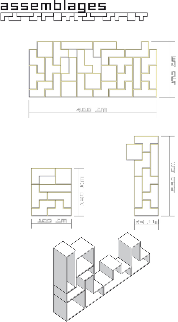 Tetris Shelves Diagram