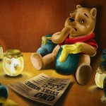 winne the pooh genetically modified food honey