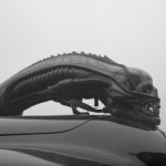 Alien Hood Ornament 2