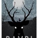 Alternative-Disney-Movie-Poster-Bambi