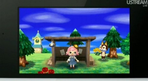 Animal Crossing 3DS Live Feed Image