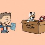 BTTF Calvin & Hobbes