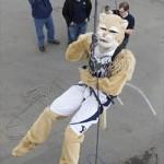 BYU mascot