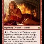 Cersei Lannister card
