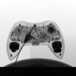 Video game controller X-Rays