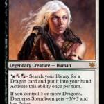 Daenerys Card