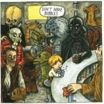 Darth Vader Bar