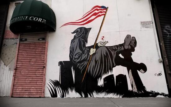 Death-Graffiti