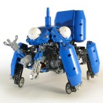 Ghost in the Shell LEGO Tachikoma Image 1