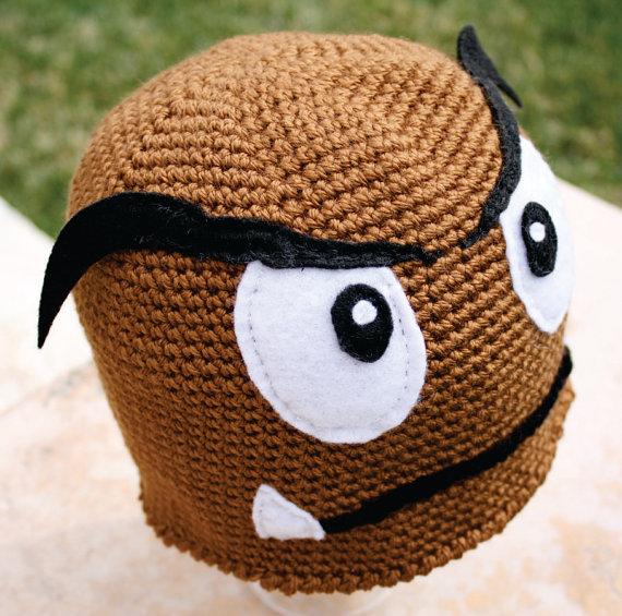 Goomba-hat