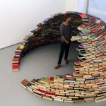 Igloo Made from Books 2