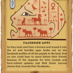 Internet Plagues Facebook-Apps