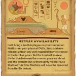 Internet Plagues Netflix-Availability