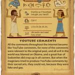 Internet Plagues Youtube-Comments