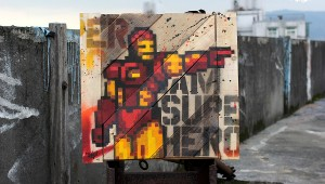 Iron-Man-8bit-graffiti