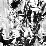JLA vs Galactus