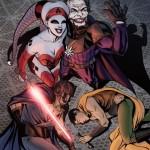 Joker Batman Sith Jedi