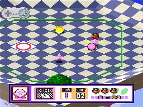 Kirbys Dream Course Image 1