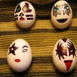 Kiss Easter Eggs