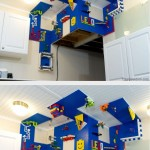 Lego Wall and Ceiling