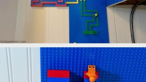 Lego Wall and Ceiling 3