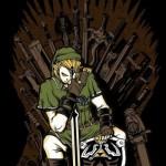 Link Iron Throne