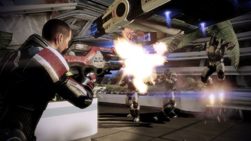 Mass Effect Citadel Image