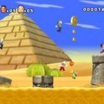 New Super Mario Bros Wii U E3 2011 Demo Image