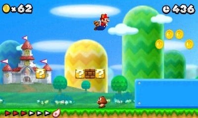 New Super Mario Bros. 2 3DS Image 1