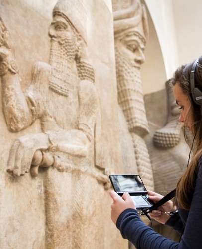 Nintendo 3DS Louvre Museum Tour Image 1