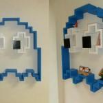 Pacman Ghost Shelf 2