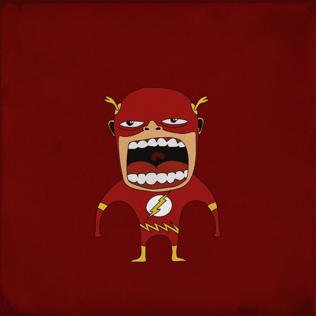 Screaming Flash