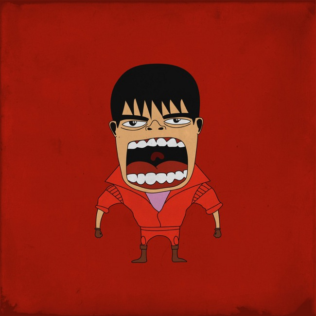 Screaming Kaneda