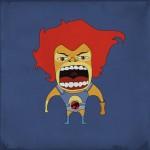 Screaming Lion-o
