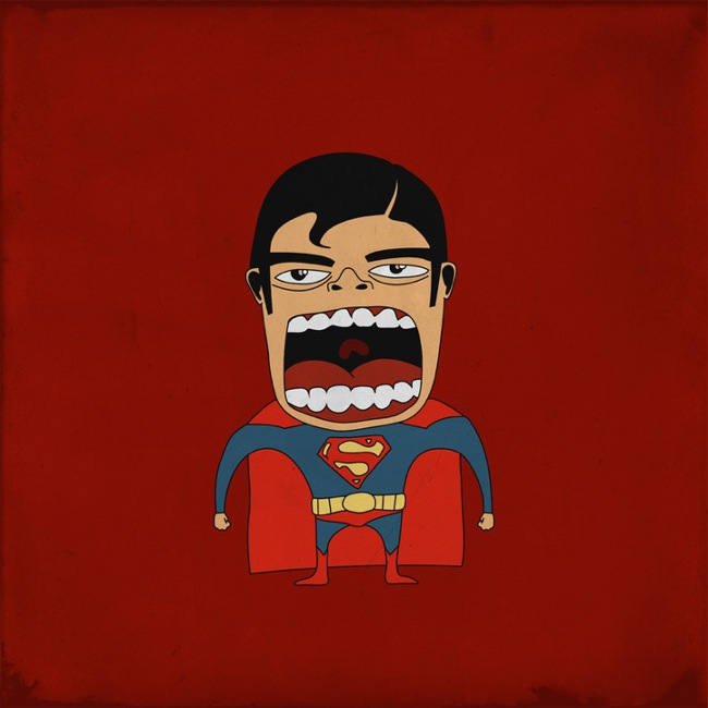 Screaming Superman