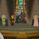 Simpsons Game of Thrones