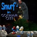 Smurfs Batman
