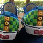 Sonic Shoes Image 3