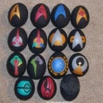 Star Trek easter eggs