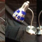 Star Wars R2D2 Lamp