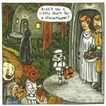 Star Wars Trick or Treat