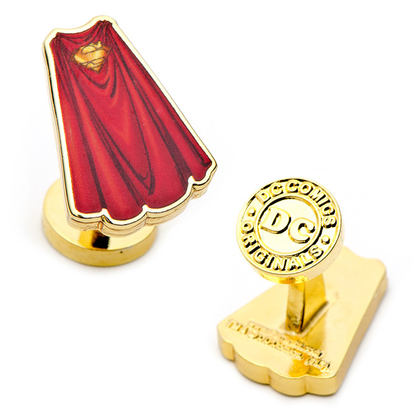 Superman-Cufflinks
