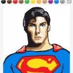 Superman draw something