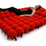 Tennis Ball Bed