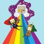 Thor Rainbow Road