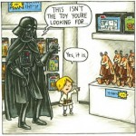 Toy Store Darth