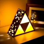 Triforce Lamp by TheBackPackShoppe Image 1